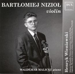 Wieniawski – Pieces for Violin & Piano